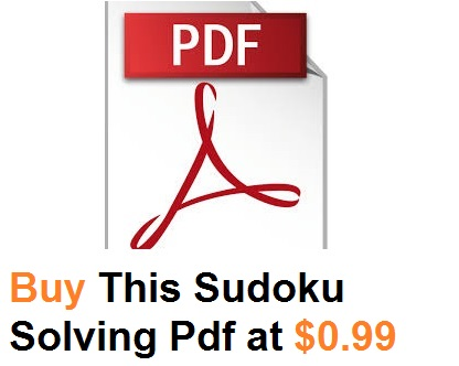 Buy One Time Sudoku Solving Service