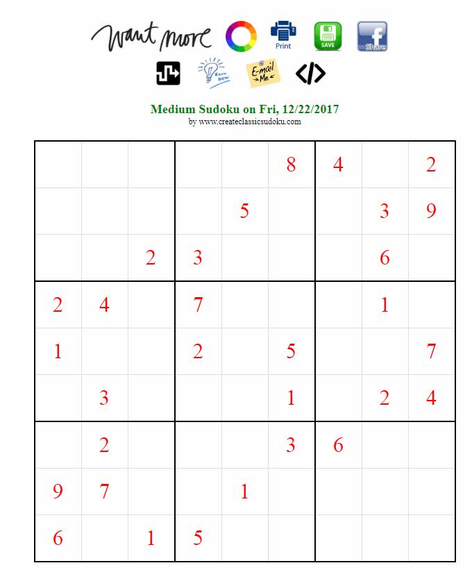 Solve A Sudoku